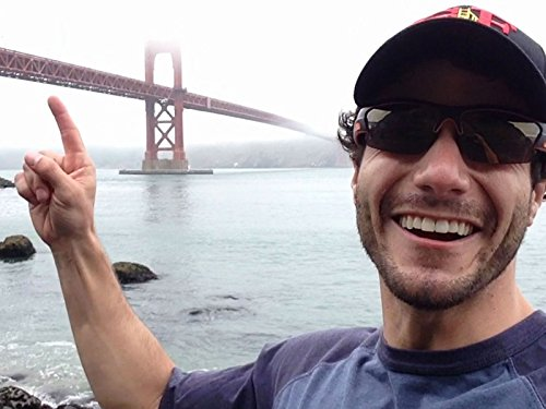 Overly Excited Tourist Goes Wild In San Francisco (Alcatraz-serie)