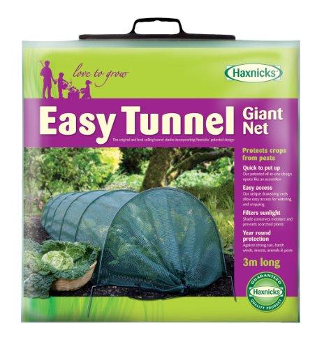Frühbeettunnel Tunnel Komplett-Set,