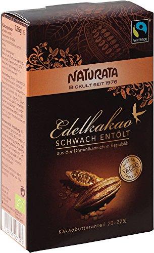 Natura Edelkakao, 125 g