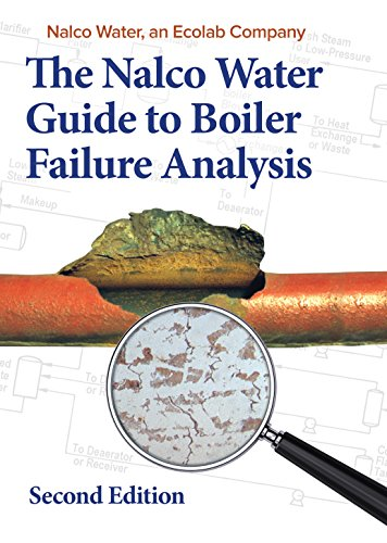 The Nalco Water Guide to Boiler Failure Analysis, Second usato  Spedito ovunque in Italia