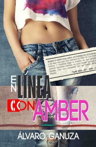 Portada del libro En linea con Amber: Volume 1 (Saga Amber)