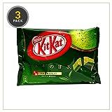 Japanese Kit Kat - Maccha Green Tea Bag 4.91 oz (3 Pack (36))