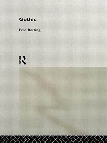 Gothic (The New Critical Idiom) by Fred Botting (1995-12-20)