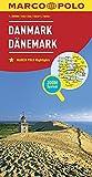 MARCO POLO Länderkarte Dänemark 1:300 000: Wegenkaart 1:300 000 (MARCO POLO Länderkarten) -