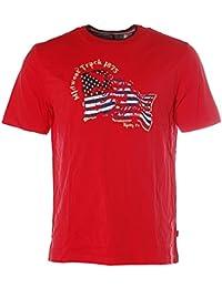 Signum Herren Kurzarm Shirt T-Shirt Midwest Track True Legend