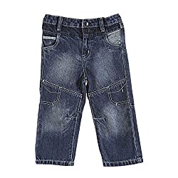 Lilliput Baby Boys Jeans (8907264028851_Blue_9-12 Months)