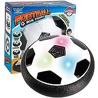 T.G.Y Air Power Fußball der super Hover Ball mit LED Beleuchtung Kinder Haustier Jungen und Mädchen Indoor Outdoor Hover Ballspiel