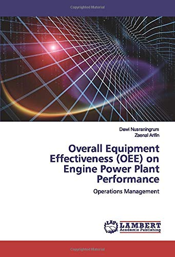 Overall Equipment Effectiveness (OEE) on Engine Power Plant Performance: Operations Management