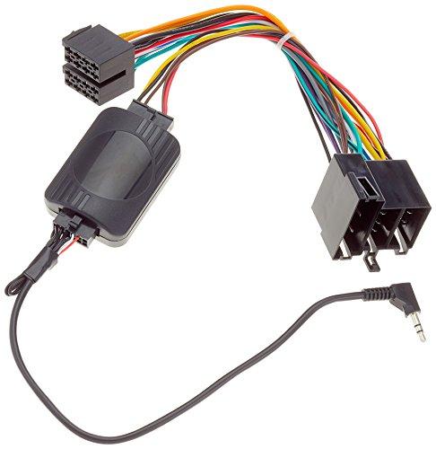 Adapter für Lenkradfernbedienung bei Audi A3. A4, A6, A8, TT, Seat Alhambra, VW Golf IV, Lupo, Passat, Sharan, T5 (ältere Modelle)
