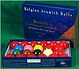 Kugelsatz Aramith Snooker Tournament TV 52,4mm Bild