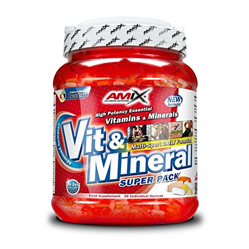 Amix Vit & Mineral Super Pack 30 packs -