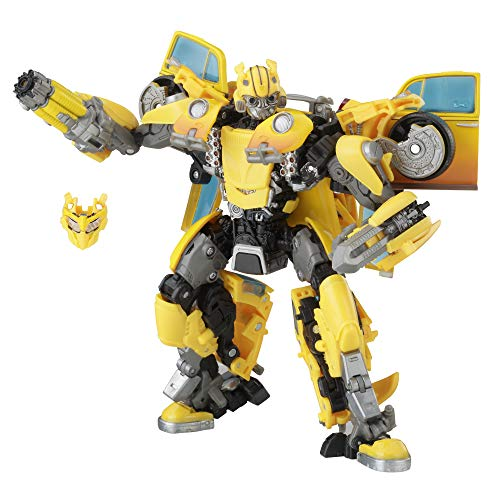 Hasbro Transformers Masterpiece Movie Series MPM-7 Bumblebee Exclusive