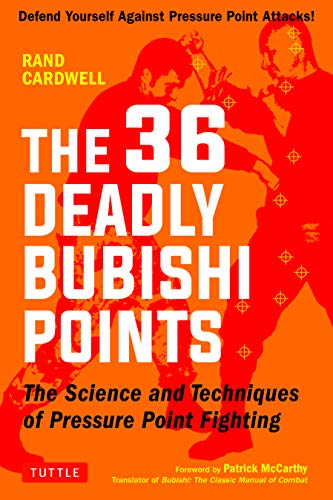 36 Deadly Bubishi Points por Rand Cardwell