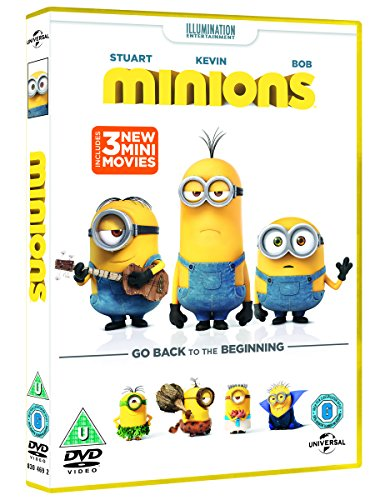 Image of Minions [DVD]