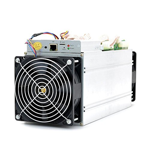 New Antminer D3 (19.3 GH/s) with PSU