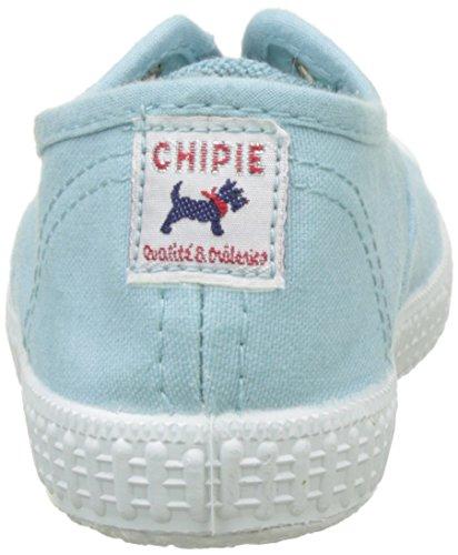 Chipie Josepe 3, Baskets Basses Mixte Enfant Bleu (Azur)