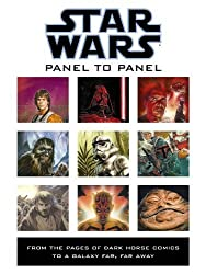 Panel to Panel: From the Pages of Dark Horse Comics to a Galaxy Far, Far Away (Star Wars) by Randy Stradley (2004-10-12)
