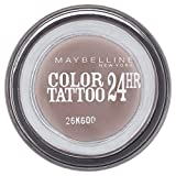 Maybelline Augen Studio Color Tattoo 24Hr Lidschatten - Permanent Taupe