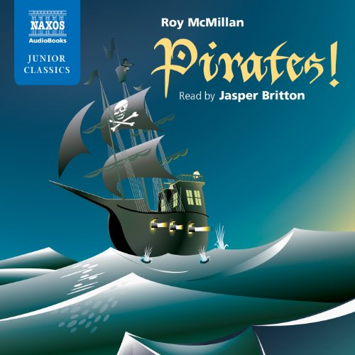 Pirates!  Audiolibri