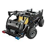 HSDM® Ferngesteuerte Bausteine für Autos, Bauen Sie Ihre eigenen Roboter-Spielzeug für Kinder – Geniale Maschinen Fernbedienung Roboter-Bausatz 100 centimeters C