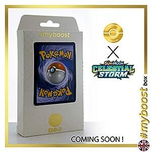 my-booster SM07-UK-70HR/168 Tarjetas Pokémon