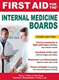 First Aid for the Internal Medicine Boards, 3rd Edition: courseload ebook for First Aid for the Internal Medicine Boards 3/E (First Aid Series) (English Edition)