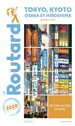 Guide du Routard Tokyo-Kyoto 2020