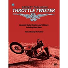 Throttle Twister by Vincent Barrett Tagliarino (2009-02-02)