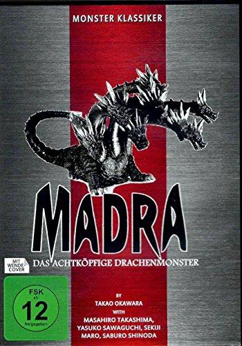 Godzilla : Madra - Das achtköpfige Drachenmonster [Monster Klassiker]