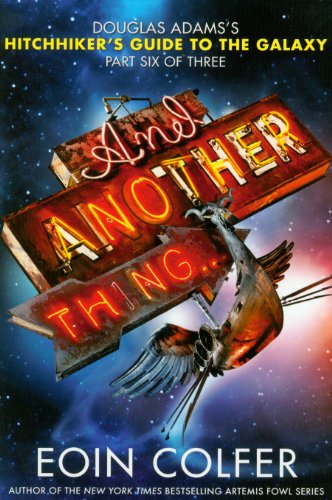 And Another Thing. . . (Hardcover)