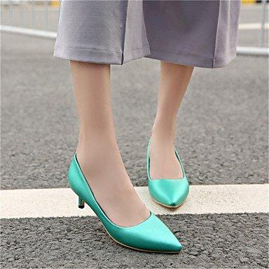 Moda Donna Sandali Sexy donna tacchi Primavera / Autunno Comfort materiali personalizzati Office & Carriera / abito / Casual Stiletto Heel Altri Silver