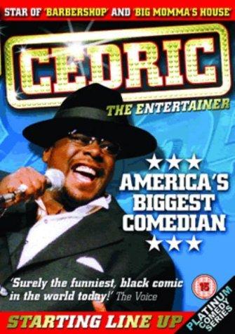 Cedric the Entertainer [DVD]