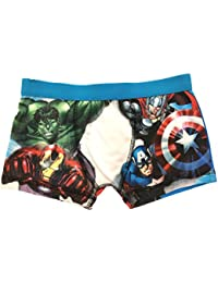 Various Kids Boys Character Boxer Shorts Underwear Boxers Size UK 2-10 Years
