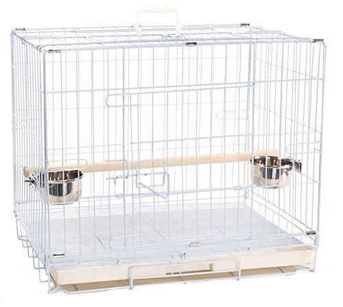 ter b302t 61x 43,2x 50,8cm Pet Travel Käfig Carrier ()