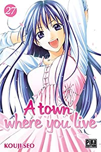 A town where you live Edition simple Tome 27