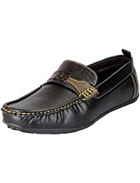 Fausto Men's Stylish Loafers and Mocassins Casual Shoes
