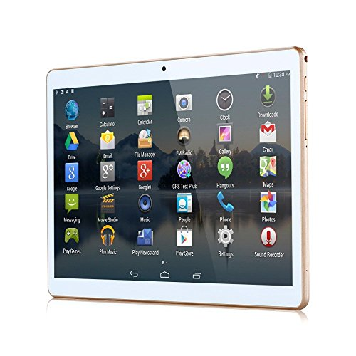 4G LTE 10(9.7) inch 8 core Glod Tablet PC Octa Cores 2560X1600 IPS RAM 4GB ROM 64GB 8.0MP WIFI 4G Dual sim card Wcdma+GSM Tablets PCS Android5.1