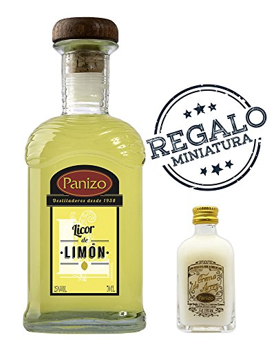 LICOR DE LIMON PANIZO