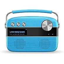 SAREGAMA Carvaan SC01 Portable Digital Music Player with Remote Control (Electric Blue)