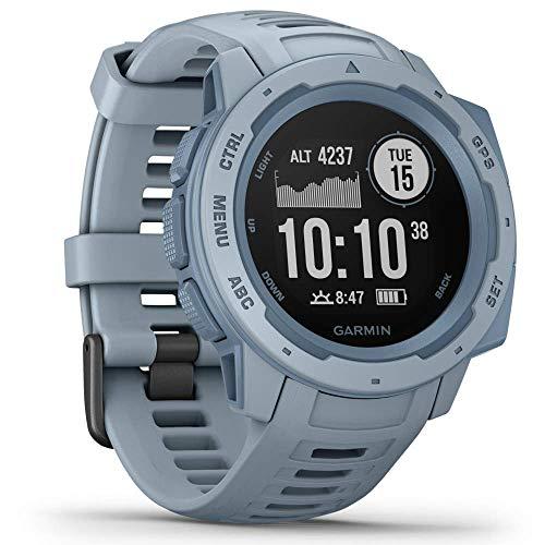 Garmin Instinct Reloj Inteligente GPS (satélite) - Relojes Inteligentes (GPS (satélite)