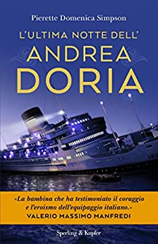 L'ultima notte dell'Andrea Doria (rinnovo) di [Simpson, Pierette Domenica]