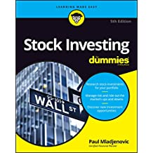 Stock Investing For Dummies (For Dummies (Business & Personal Finance)) (English Edition)