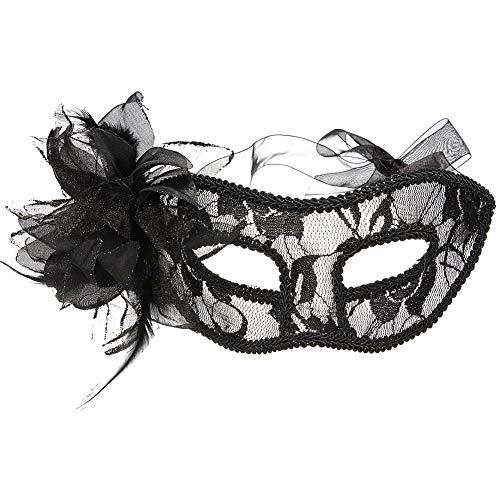 JingHeYongKeJi Lace Mask Klassische Art Maske Sexy Lace Gesichtsmaske Kostümball-Maske Für Halloween, Karneval, Kostüm Events ()