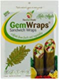 GemWraps Kale Apple Sandwich Wraps 6-sheets