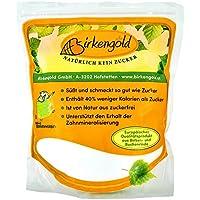 Birkengold Birkenzucker Xylit, 1er Pack (1 x 1 kg)