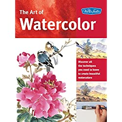 The Art of WaterColor Learn watercolor painting tips and techniques that will help you learn how to paint beautiful watercolors (Collector's Series)