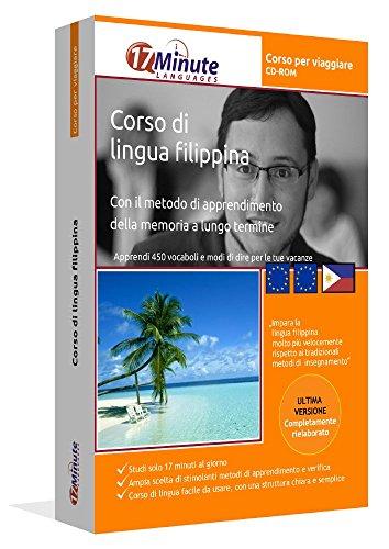 Corso di filippino per viaggiare. Software per Windows e Linux. Imparare il filippino per le tue vacanze nelle Filippine