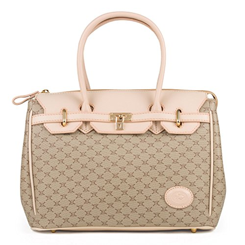 ST Small lock Bag Beige (beige)