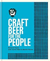 BrewDog's first beer book is a brilliant intro to the world of craft beer.    It includes a look at what makes craft beer great and how it's made, explains how to understand different beer styles, how to cook with beer and match beers and food, ri...