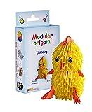 Origami modulari - Set carta 277 pezzi pulcino piccolo